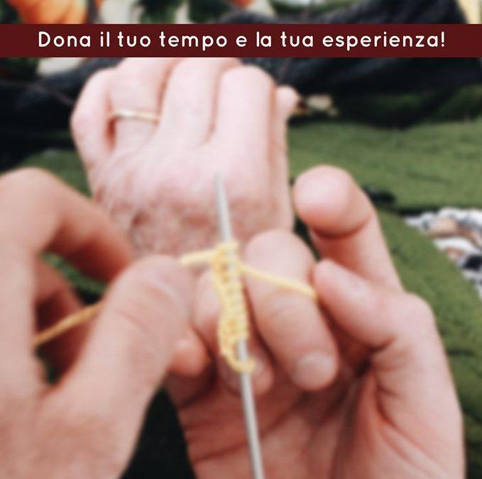 Cerchiamo volontari a Prato e a Firenze