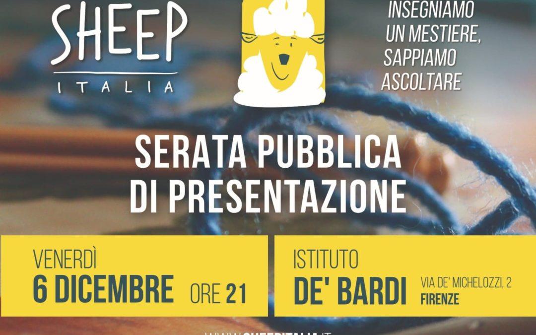 SHEEP si presenta a Firenze