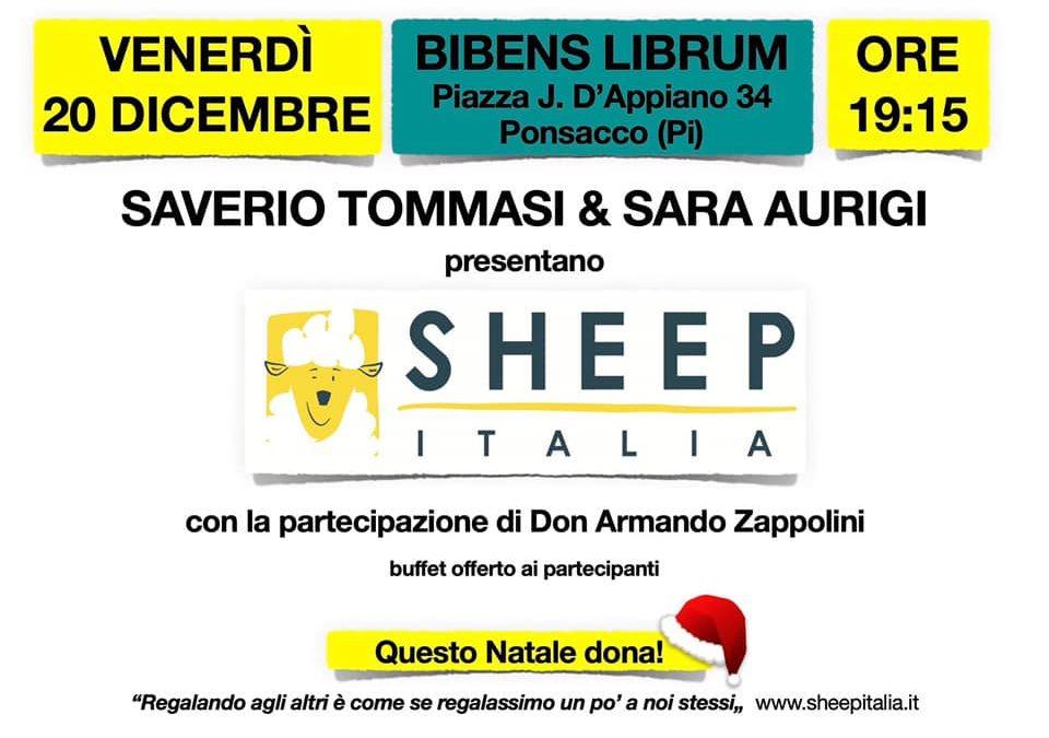 SHEEP si presenta a Ponsacco (Pisa)