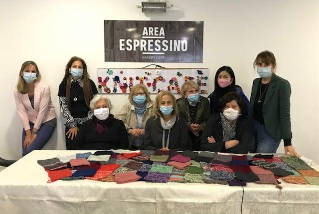Knit Cafè Espressino Perugia…GRAZIE